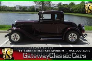 1931 Pontiac Coupe 5 Window