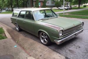 1966 AMC Rambler Classic Wagon