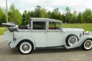 1935 Rolls-Royce Other limo Photo