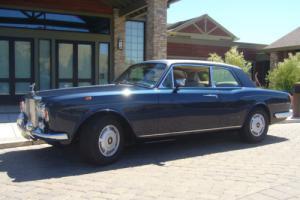 1975 Rolls-Royce Corniche Fixed Head Coupe Photo