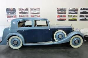 1935 Rolls-Royce 20/25 Photo