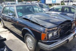 1983 Rolls-Royce Silver Spirit/Spur/Dawn
