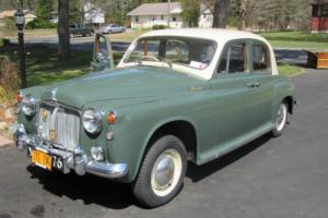 1959 Rover P4 90