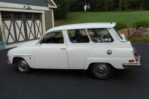 1970 Saab 95