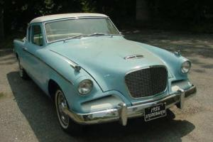 1956 Studebaker FLIGHT HAWK