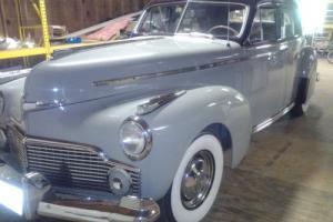 1942 Studebaker President Deluxe Land Cruiser Sedan
