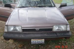 1987 Subaru Wagon