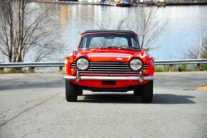 1968 Triumph tr250 tr250