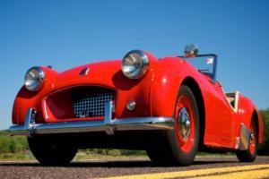 1955 Triumph TR-2 Photo