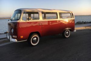 1971 Volkswagen Bus/Vanagon DELUXE