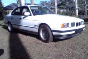BMW 525i 1993 525i Alpina ALL Options