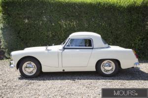 1962 Mk2 Austin Healey Sprite
