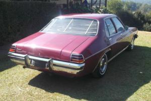 Holden HX in NSW