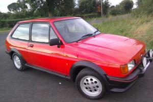 FORD FIESTA XR2..80s hothatch appreciating classic ford /not rs