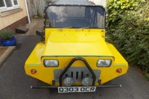 Mini Moke type kit car Photo