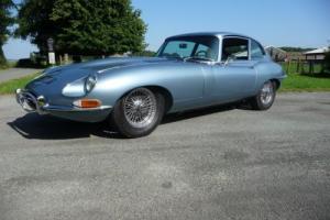 E Type Jaguar Coupe 4.2 Auto
