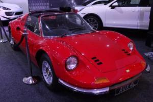 1973 FERRARI DINO 2.4 246 DINO GTS