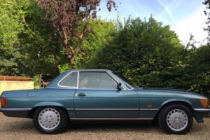 1986/C- Mercedes 420SL R107 Convertible. 80k, leather, FSH. 300 500