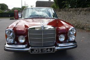 1971 Classic Mercedes 300 SEL 3.5 W109 (long wheel base) - 76k miles