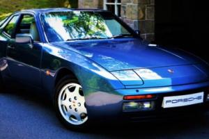 1990 PORSCHE 944 S2 - Porsche Great Britain Certified