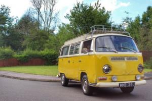 1971 Early Type 2 Bay VW Camper T2 Running