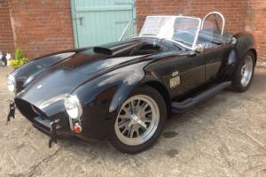 SUPERFORMANCE SHELBY COBRA, ONE OF A KIND,2500 MILES, CORRECTLY REGESTERED 1965
