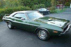 Dodge: Challenger RT/SE