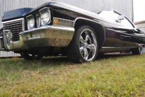 1972 Cadillac DE Ville Relisted DUE TO Failure OF Payment in QLD