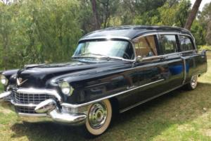 1955 Cadillac Meteor Hearse in VIC