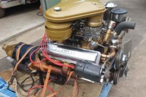 1958 Cadillac Eldorado Engine AND Trasnmission in VIC