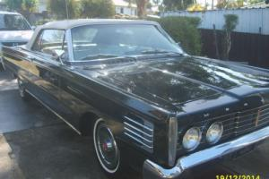 """Ford Mercury """"Monterey"""" Convertible 1965 Rare Body Style in VIC"""