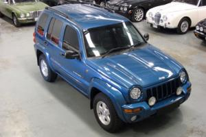 2003 Jeep Cherokee Limited 4x4 in VIC