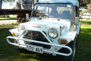 Mini Moke Californian 1979 in SA Photo