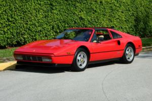 1989 Ferrari 328 COLLECTOR QUALITY 328 GTS WITH ONLY 31K MILES Photo