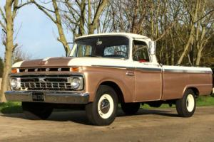 1966 Ford F100 American Pickup V8