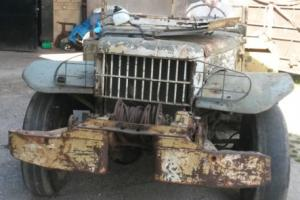ww2 1942/3 Dodge WC52 weapons carrier