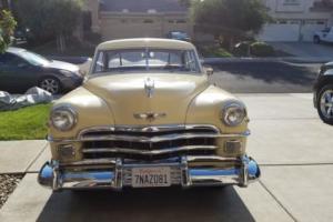 1950 Chrysler Other Windsor Newport