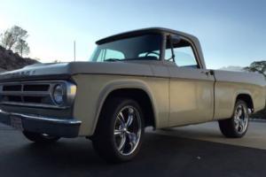 1971 Dodge Other Pickups Shortbed