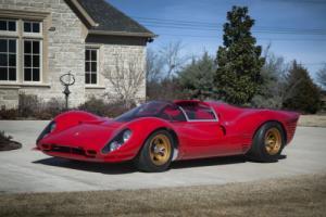 1967 Replica/Kit Makes Ferrari 330 P4