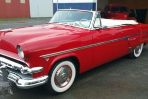 1954 Ford Convertible Sunliner Convertible