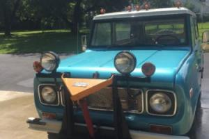 1969 International Harvester Scout 800A Photo