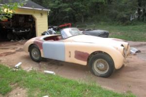1960 Jaguar XK DN