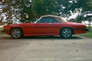 1978 Jaguar XJ XJS Photo