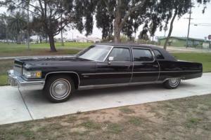 1975 Cadillac Fleetwood Series 75 Formal
