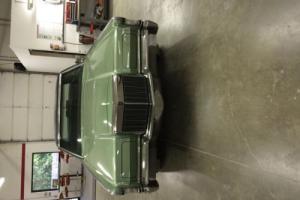 1971 Lincoln Mark Series