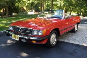 1982 Mercedes-Benz 300-Series 380 SL