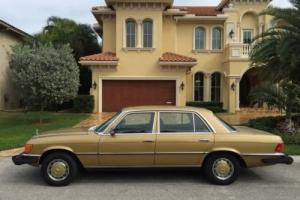 1975 Mercedes-Benz 400-Series 450SEL W116