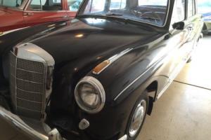 1959 Mercedes-Benz 200-Series