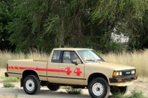 1986 Nissan Other Pickups Datsun Pickup King Cab