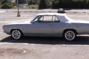 1967 Plymouth Barracuda A Body